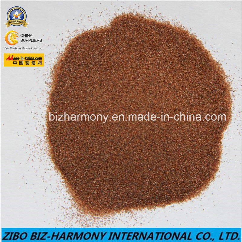 Garnet Abrasive for Water Filtration