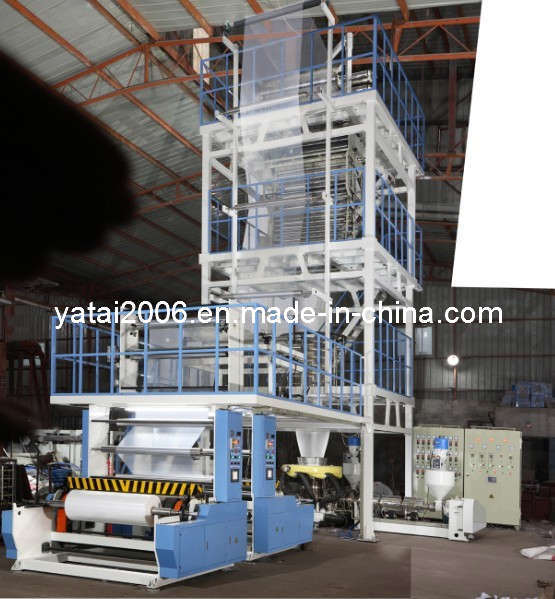 Multi-Layer Co-Extrusion Packing Blown Film Lines (YT/3LG-50/55/65)