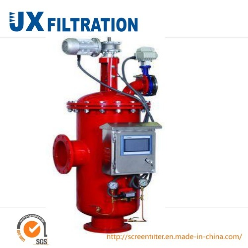 Automatic Backwashing Water Filter Strainer