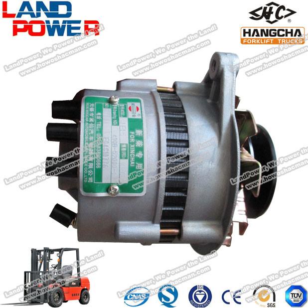 Xinchai Alternator/Hangcha Forklift Truck Parts