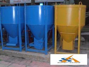 800L 1000L 2000L Concrete Bucket for Construction