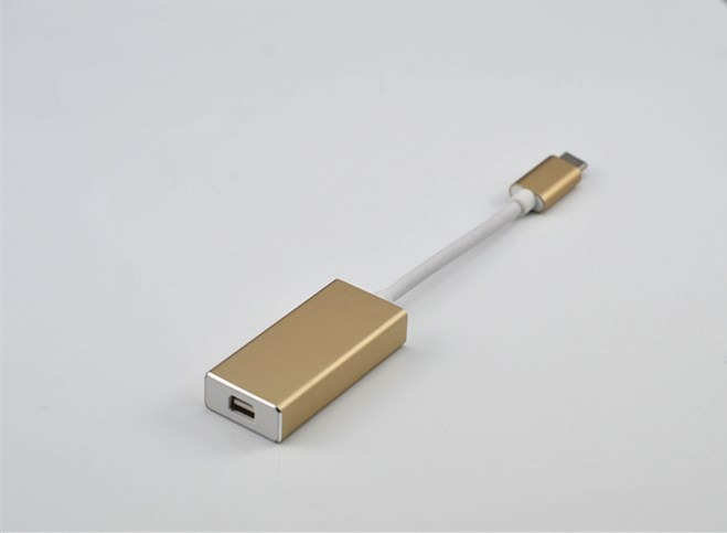 Type C to HDMI Dongle Adapter Connector Cable