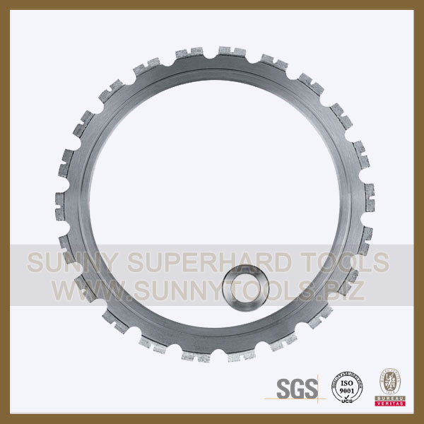 Sunny 350mm Concrete Circular Cutting Diamond Saw Blade