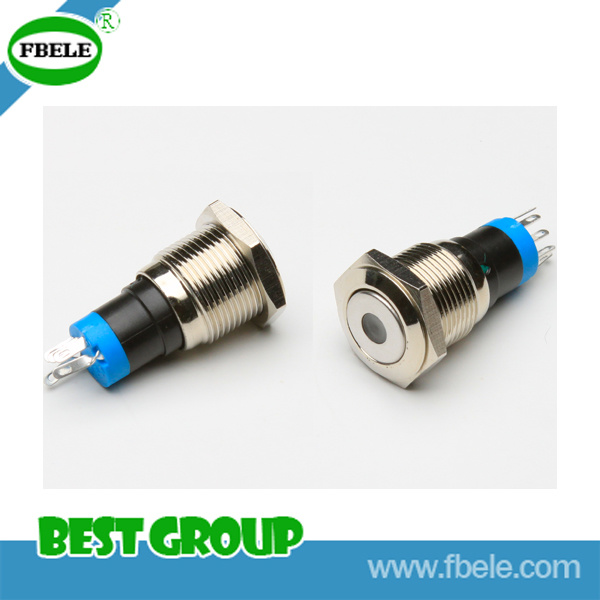 Metal Push Button Switch