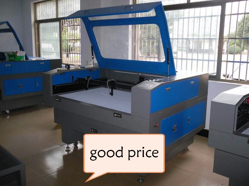 Laser Cutting and Engrave Machine for Fabric, MDF, Acrylic