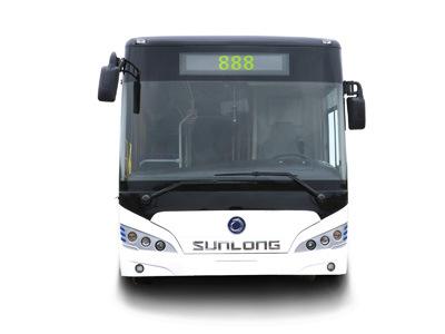 New Design Professional Supply Sunlong Hybrid City Bus (Slk6129ah5)