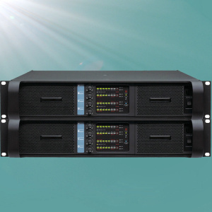1350W Switching 4 Channel Power Amplifier PRO Audio for Touring