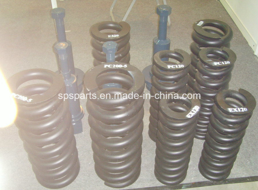 Recoil Spring/Tension Spring/ Track Adjuster/Adjustable/Bulldozer/Undercarriage Part