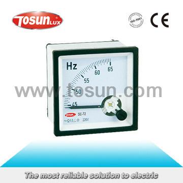 Analog Panel Meter (Ammeter, Voltmeter, Power Factor Meter)