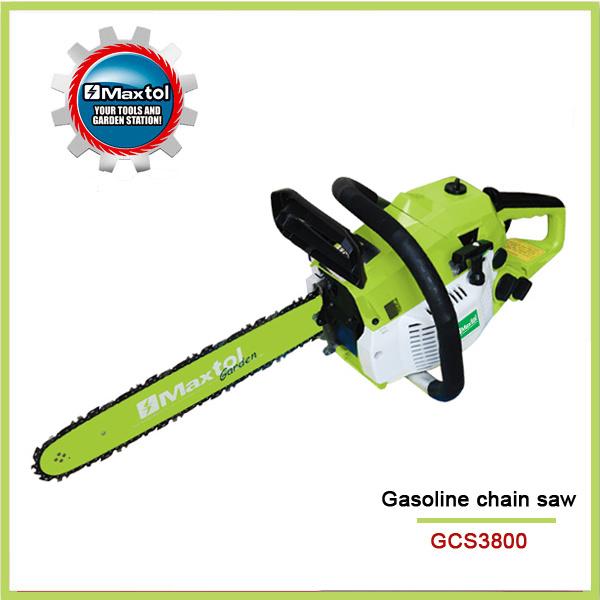"14"" 38cc Gasoline Chain Saw"
