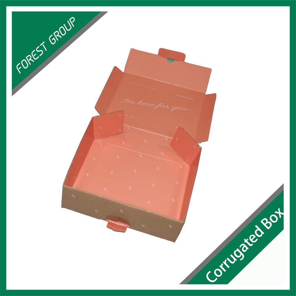 Hot Sale Custom Printed Corrugated Box Corrugated Parcel Packing Box