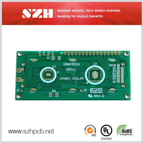 Design Power Supply Immersion Gold 1oz 1.6mm PCB