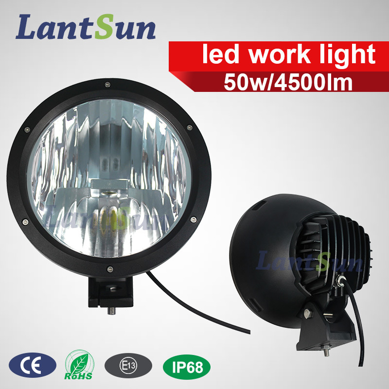50W LED Work Light Spot Beam Driving Light