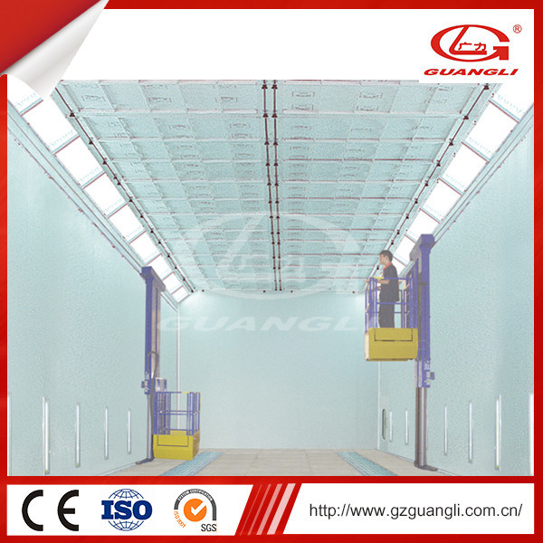 Chinese Factory Auto Lift Directional Movable Three-Dimensional Car Lift (GL1010)