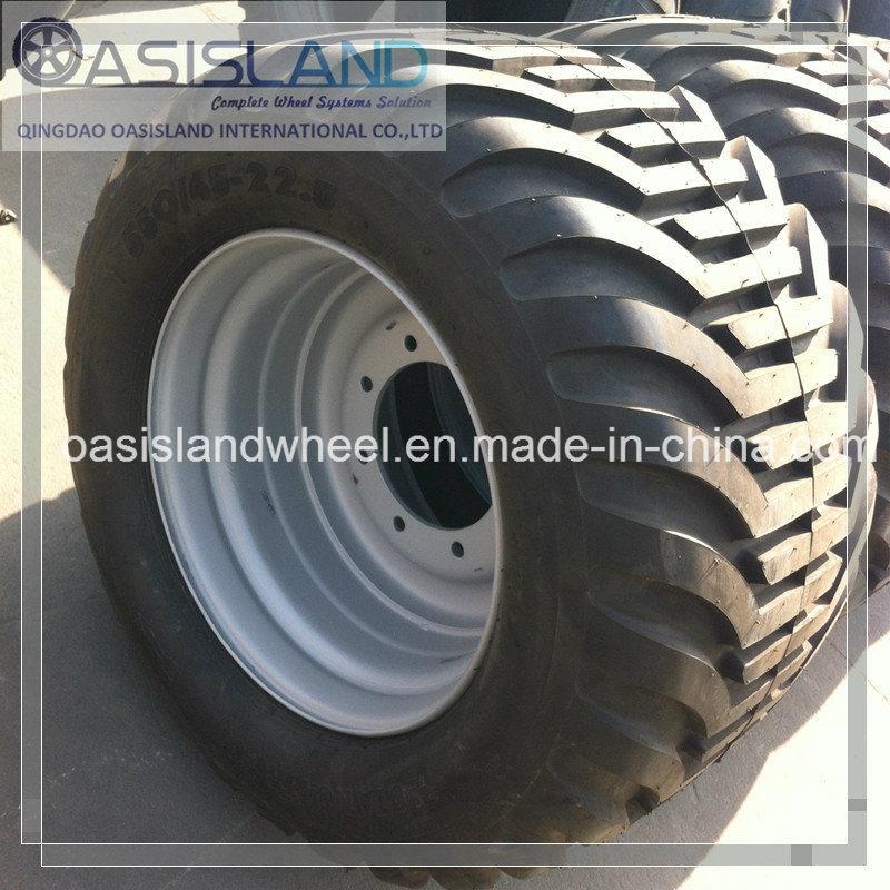 Farm Flotation Tyre (550/45-22.5) with Rim 16.00X22.5