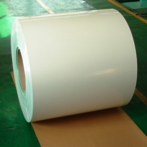 PE White Color Coated Aluminum Coil for Truck Trailer Panel