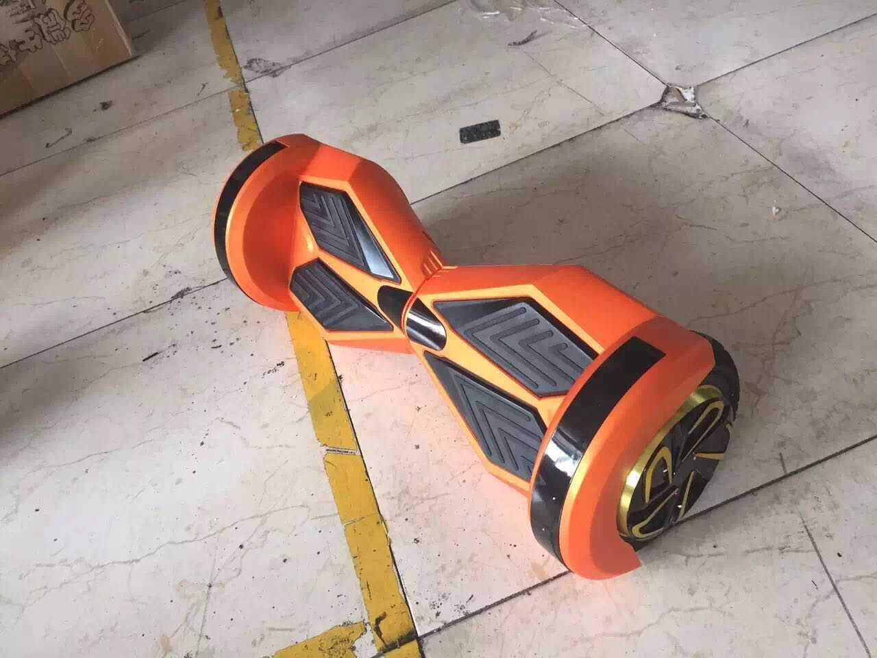 Two Wheels Balance Scooter/Auto-Balance Scooter with LED Light and Bluetooth