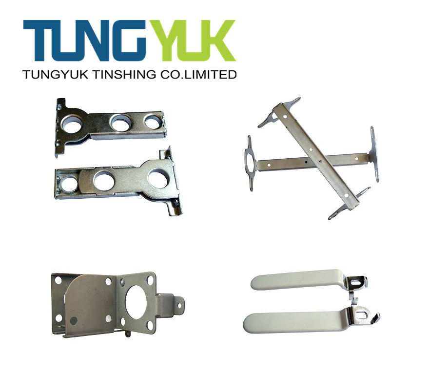 Customized CNC Machining Parts Used on Machine Equipment