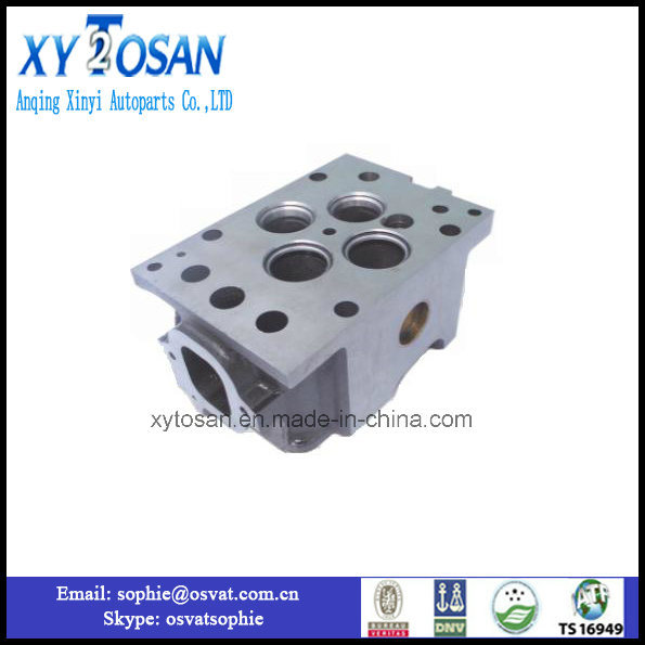 Cylinder Head for Benz Om457 Engine Head