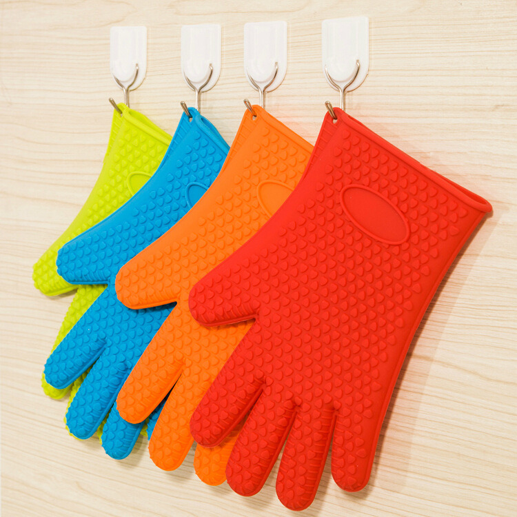 FDA Kitchenware Silicone Gloves&Microwave Gloves