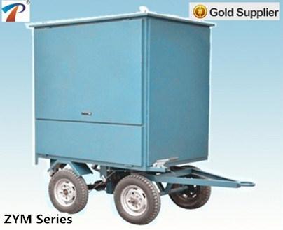 Waste Transformer Oil Purifier/Aging Transformer Oil Cleaning Plant/Transformer Oil Dehydration Plant (ZYM)