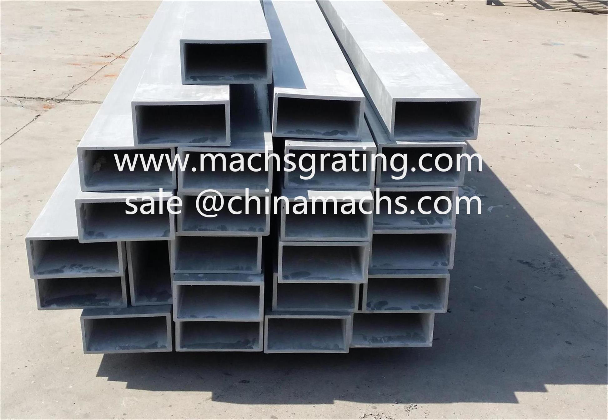 FRP Square Tube with High Strength