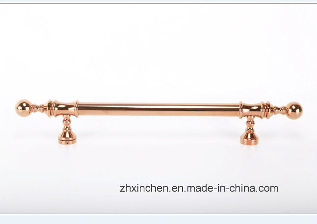 Xc-Ha10 Solid Brass Bathroom Big Size Door Pull Handle