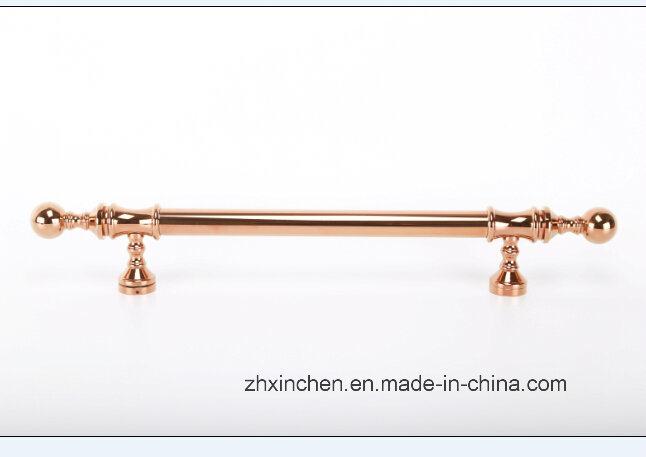 Xc-Ha10 Solid Brass Bathroom Big Size Door Pull Handle
