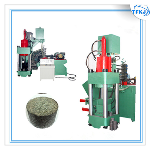 Y83-4000 Vertical Iron Press Briquetting Machine