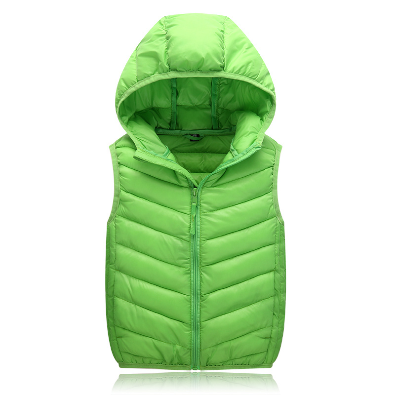 Professional Unique Design Wholesale High Quality Down Vest Duck Down Jacket 602