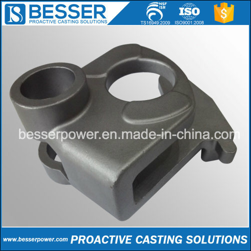 4140/4130/8620 Alloy Steel Silica Sol Lost Wax Precision Investment Casting