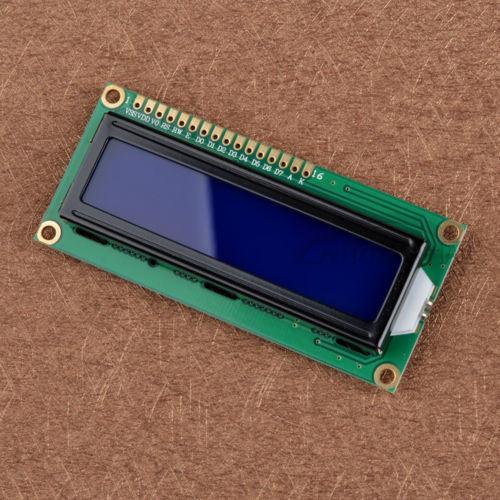16 X 2 Character LCD Display Module Acm1602s Series