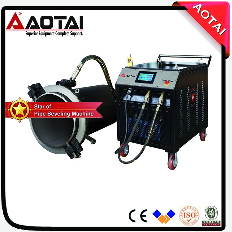 Huge Power Pipe Cutting and Beveling Machine (HYD-80-1500)