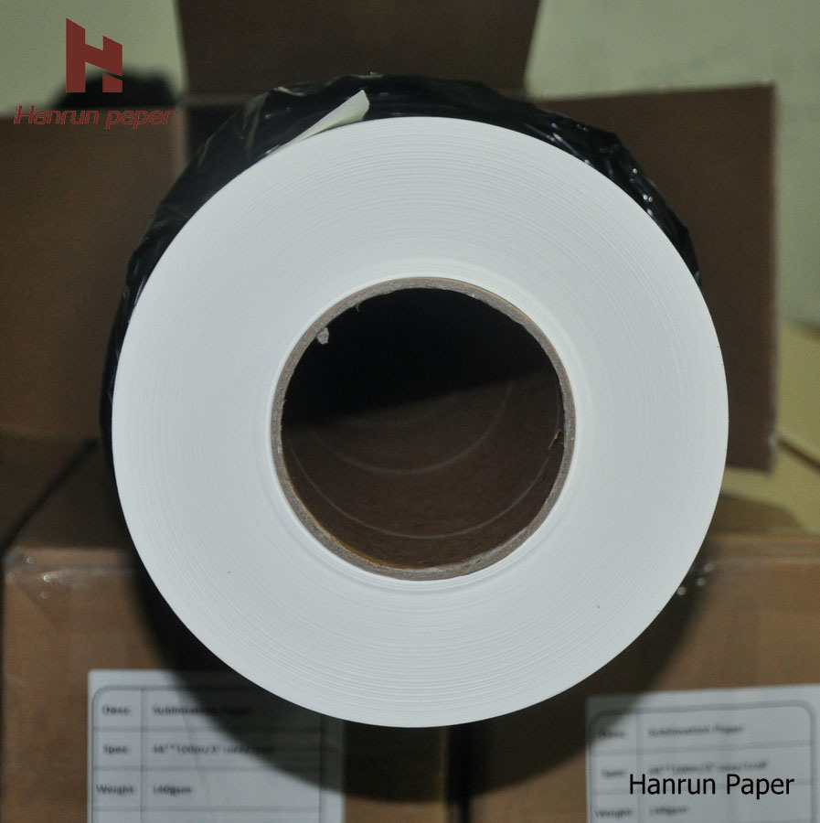 126′′/3.2m 140GSM Sublimation Transfer Paper Roll for Reggaini Printer