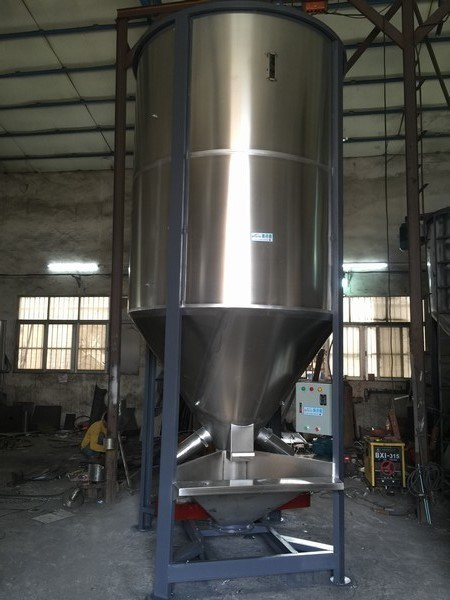 Large Big Plastic Raw Material Masterbatch Vertical Mixer (OVM-15000)