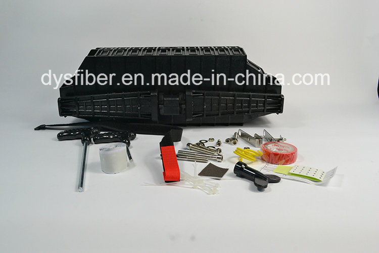 6016 Fiber Optical 1*16 PLC Splitter Horizontal Type Splice Closure