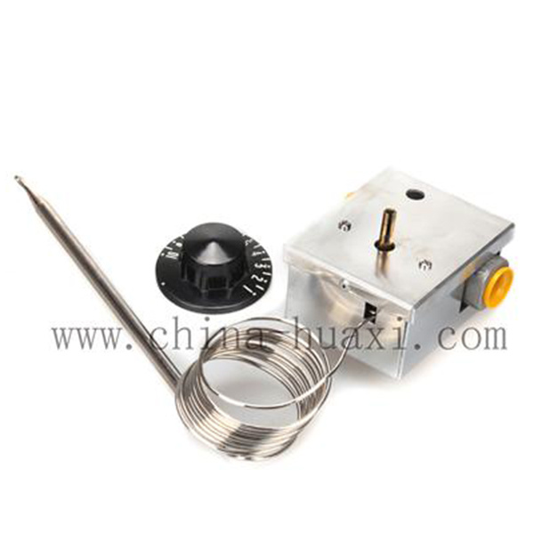 Gas Thermostat for Infrared Catalytic Heater and Gas Fryer