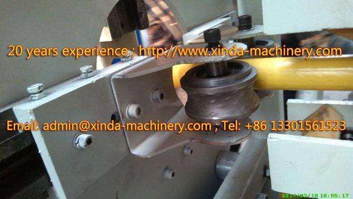 Steel Pipe Coating Plastic Machinery