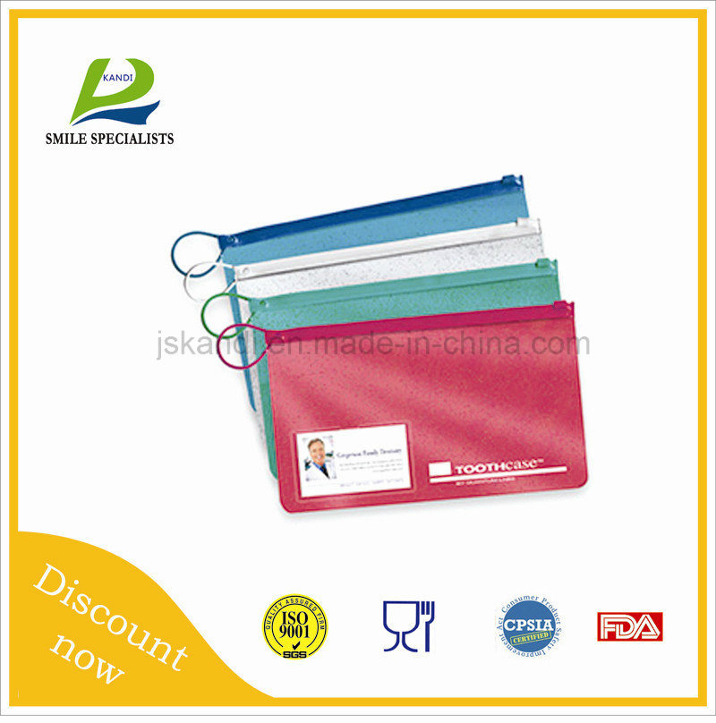 Plastic Bag/Personal Care Toothcase (Zipper Bag)