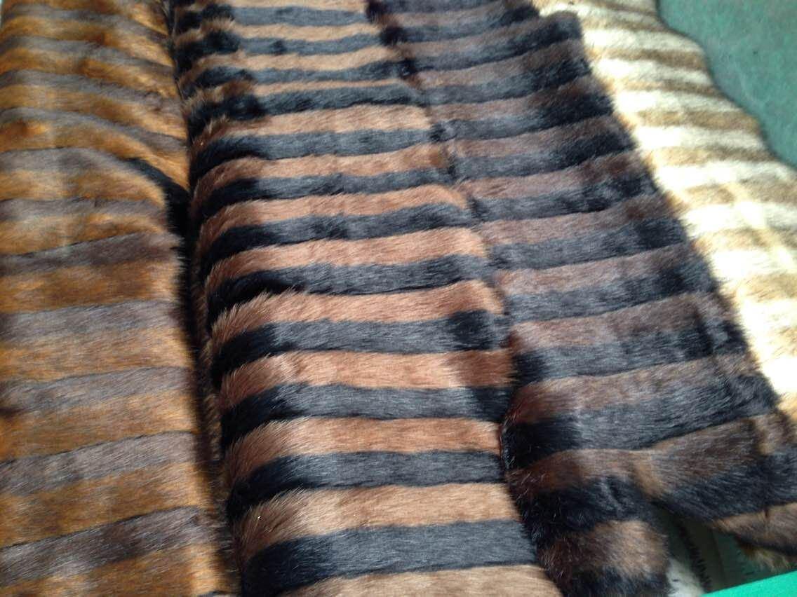 High Plush, Jacquard Fur