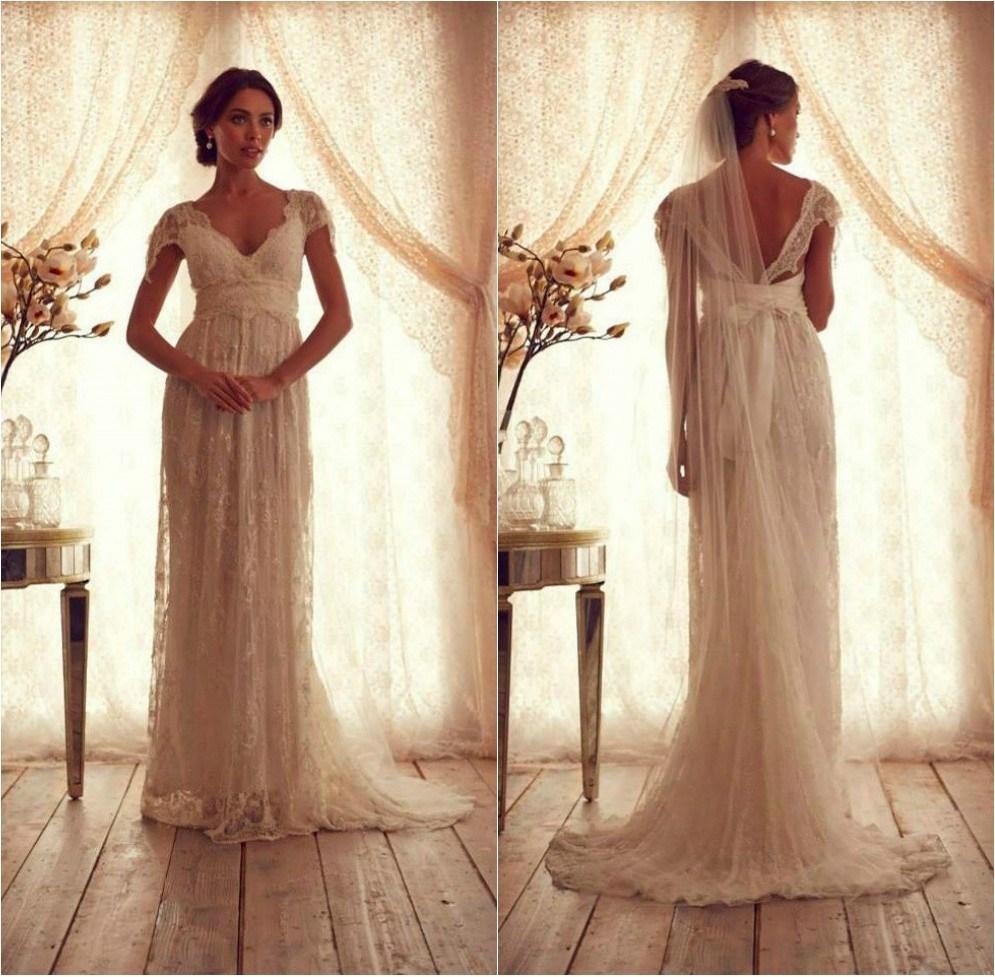 Beach Wedding Dress 1 vintage beach wedding dresses