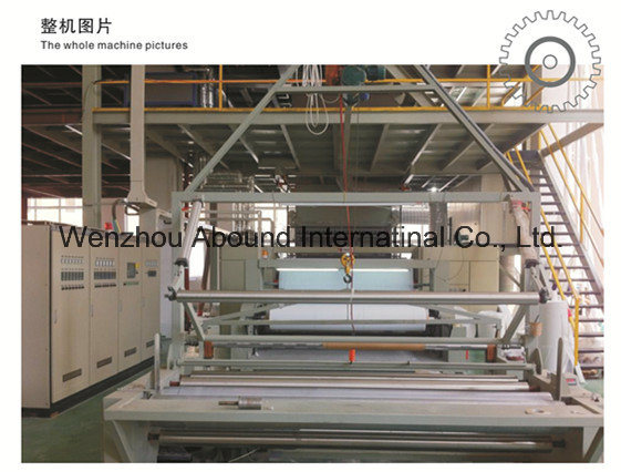 Non Woven Sheet Extrusion Line- China Plastic Machinery Supplier