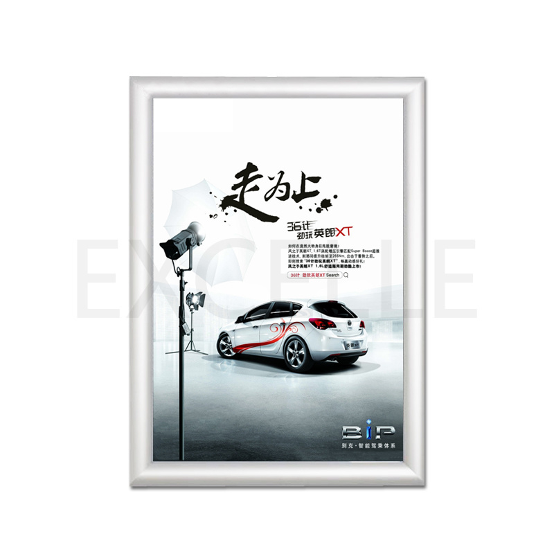 High Quality Snap Frame Wall Mounting Poster Snap Frame