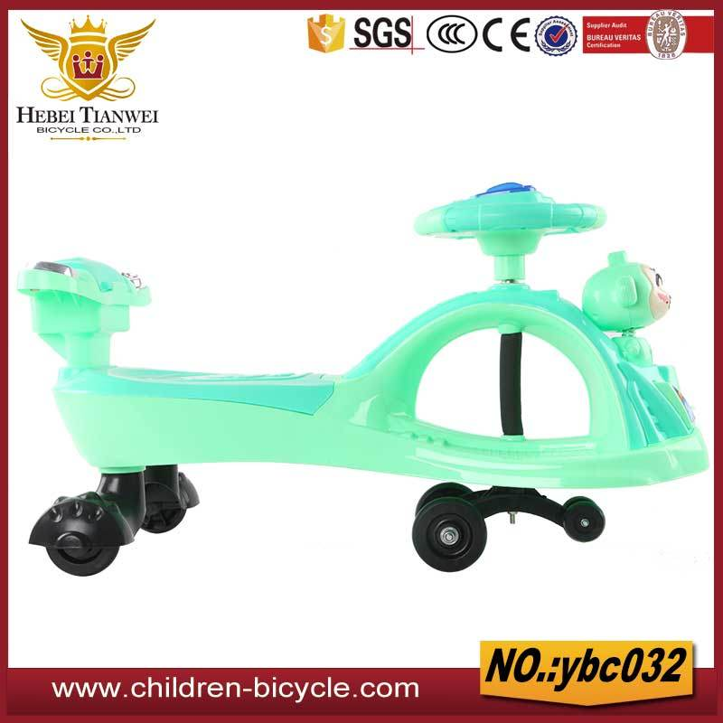 4wheels or 6wheels Kids Toys/Baby Swing Car/Children Bikes Bicycle