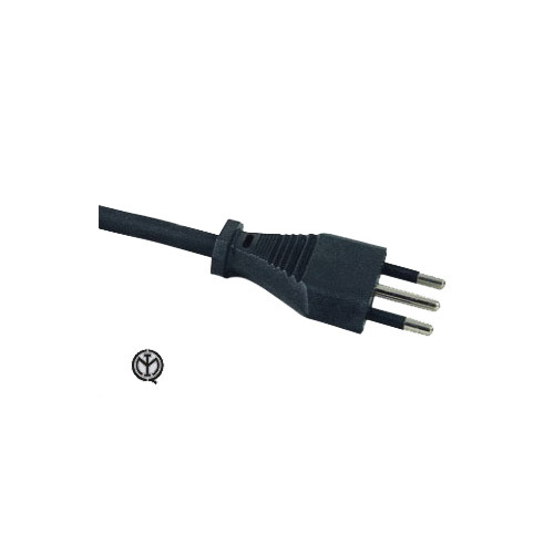 10A Italy 3 Pins Power Cord with Imq Approval (I3-10)