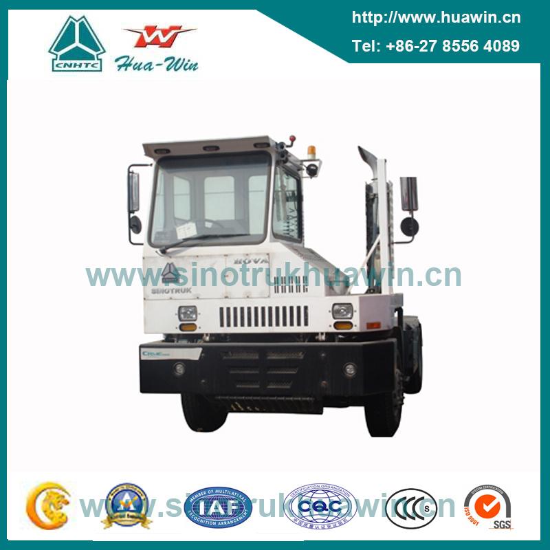 Sinotruk Hova 270HP 4X2 Terminal Tractor Truck Rhd