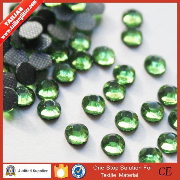 2016 Tailian Wholesale High Qality Hot Fix Crystal Rhinestone