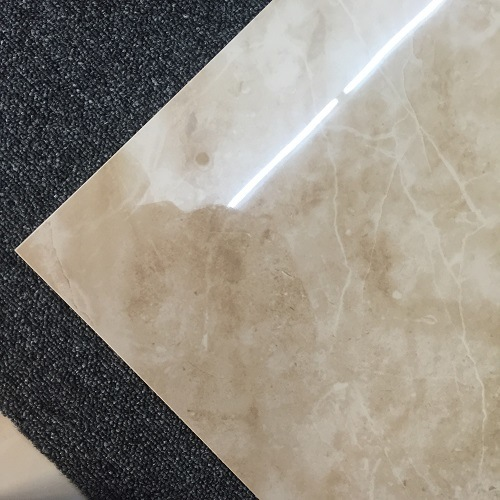 Beige Color Thickness 5.5mm Porcelain Wall Thin Tile