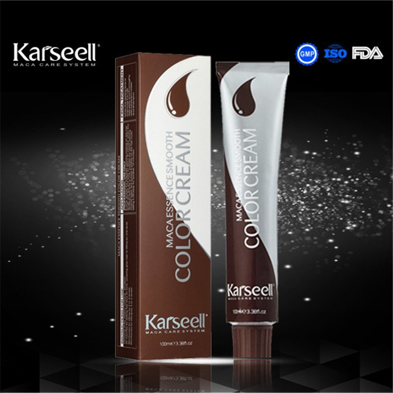 Karseell Professional Hair Color Cream 100ml