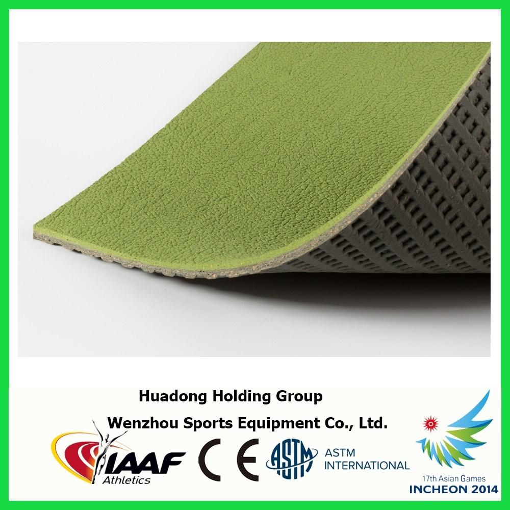 Outdoor Waterproof Rubber Flooring Mat